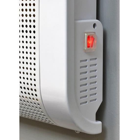 Digital Radiant Heater Switch
