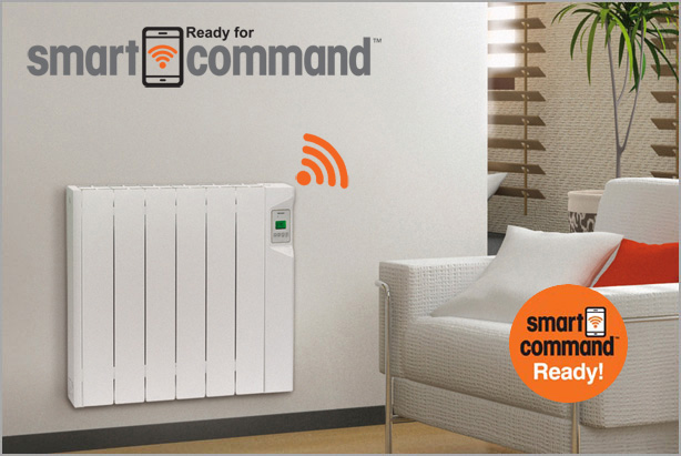 Digital App control electric radiator