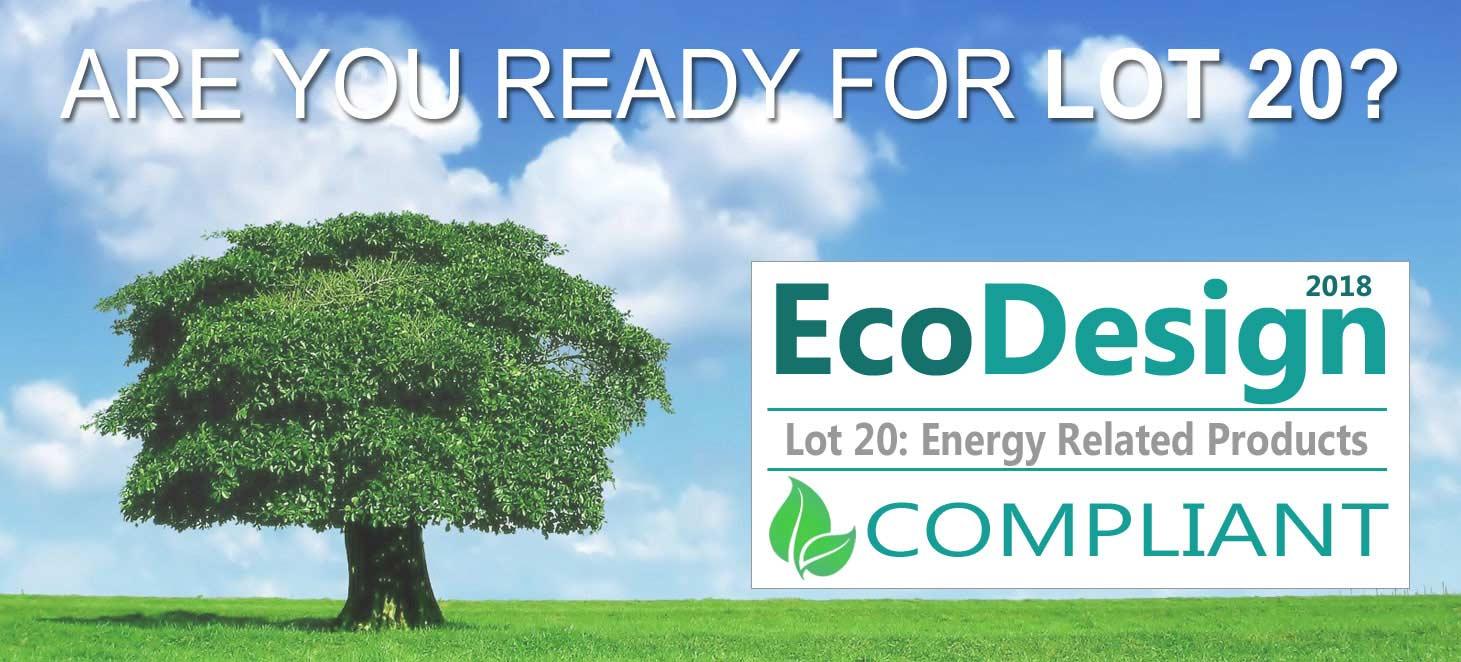 Lot 20 EcoDesign, 2018