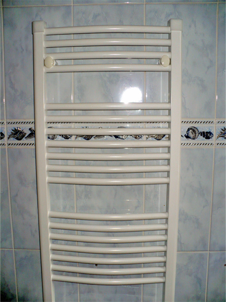 Ducasa Colorado Scr Electric Towel Rail High Heat Output