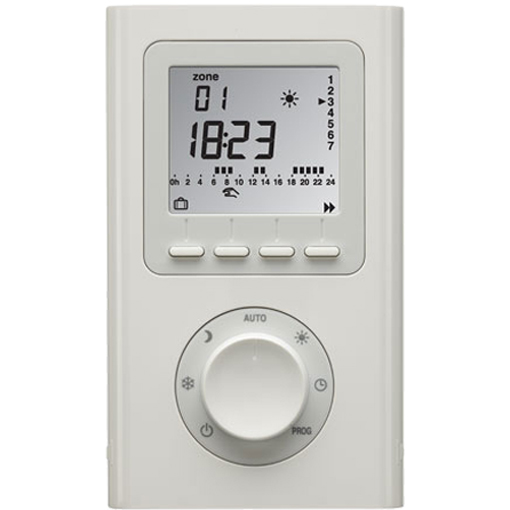 Ducasa 4 Zone Electric Heating Pilot Wire Controller