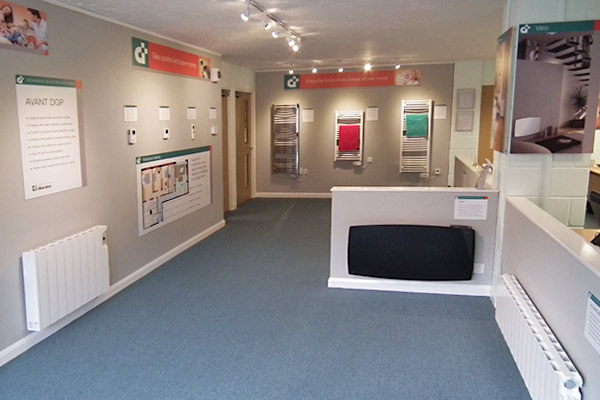 Electric Heating Showroom