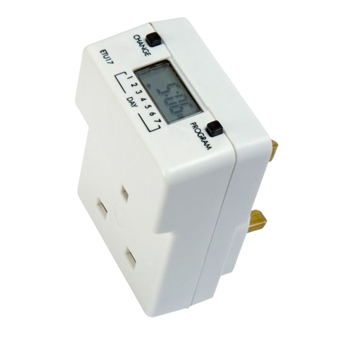 ETU17 7day Plug In Timer