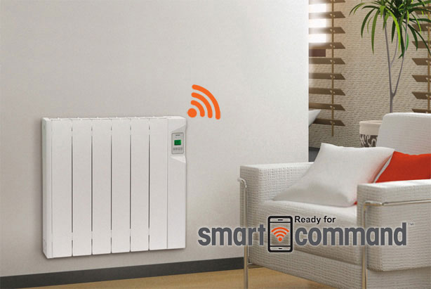 Digital App control electric radiator