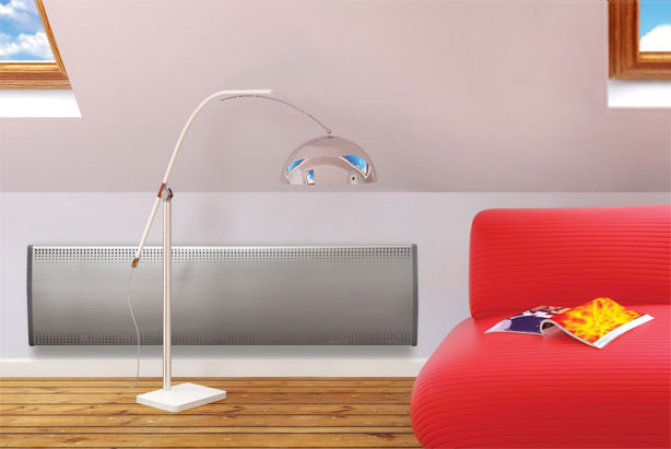 Inox Designer Heater