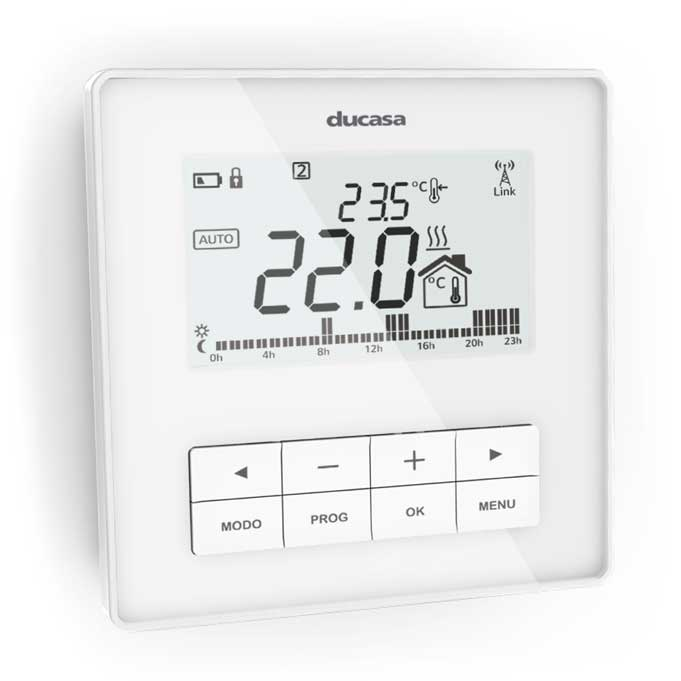 Smart Command Programmable Room Thermostat